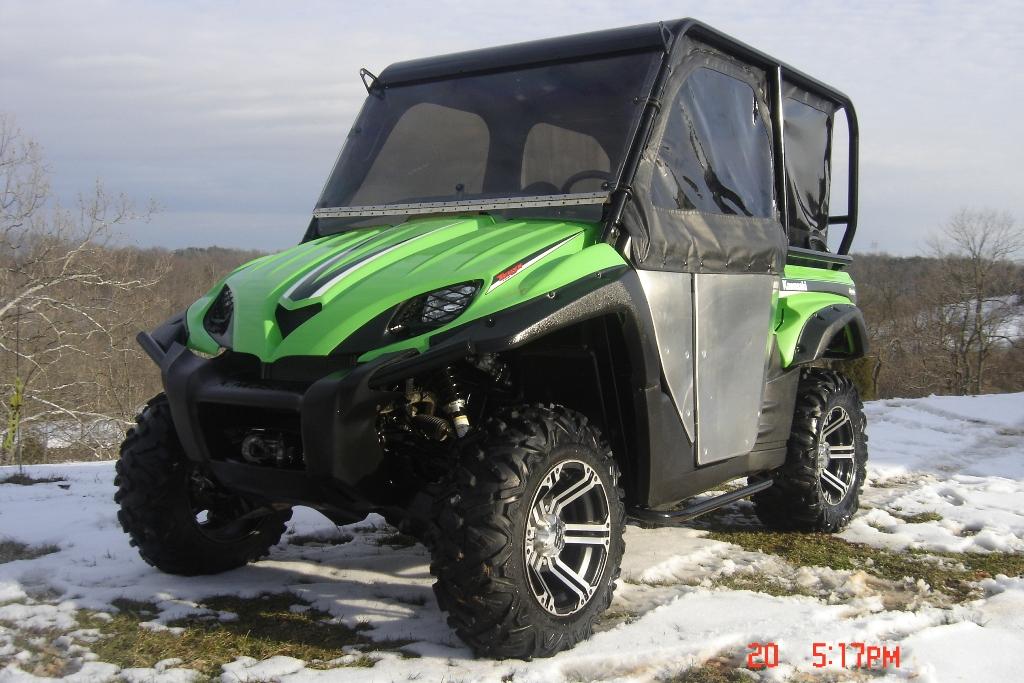 2008 Kawaski Teryx With 4 Seat Cage Kawasaki Teryx