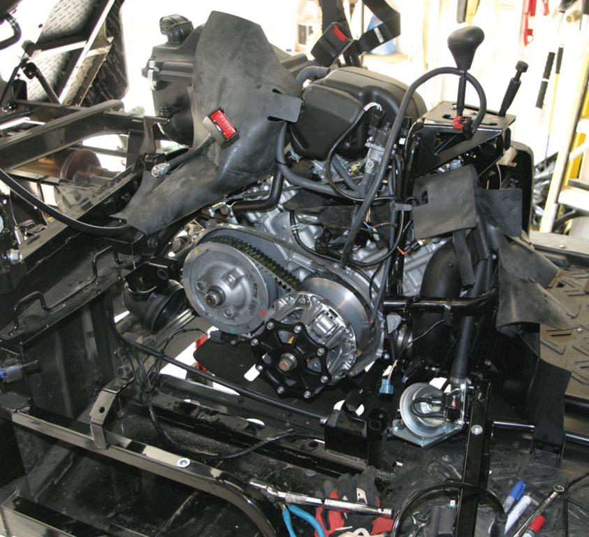 Kawasaki Teryx Belt Replacement