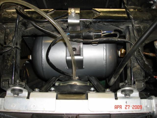 Pics Of My Compressor Install Kawasaki Teryx Forums