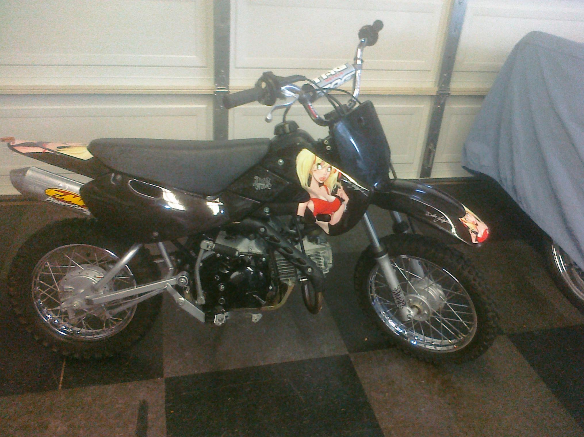 2004 KLX110 for sale / TRADE - Kawasaki Teryx Forums