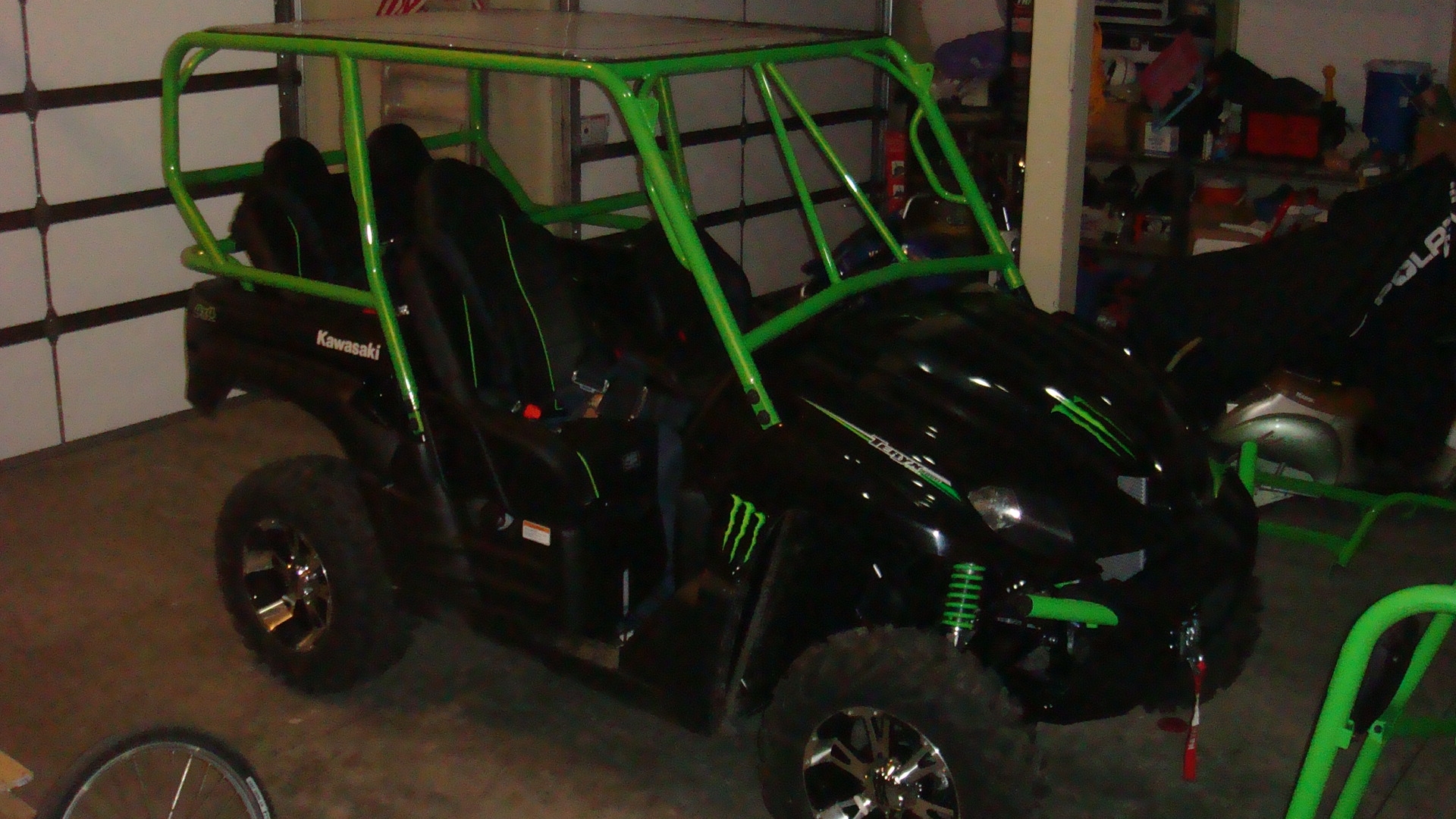 2009 Loaded Monster For Sale Kawasaki Teryx Forums