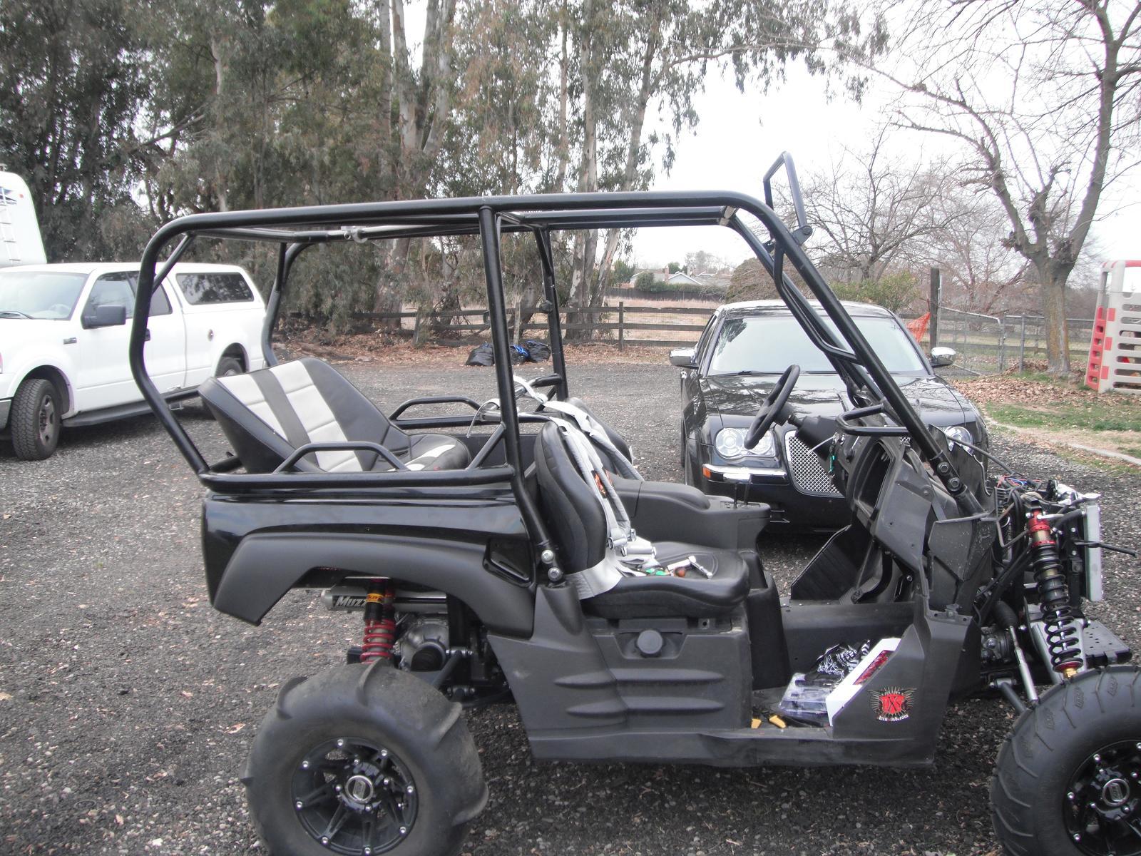 Kawasaki Teryx Bench Seat