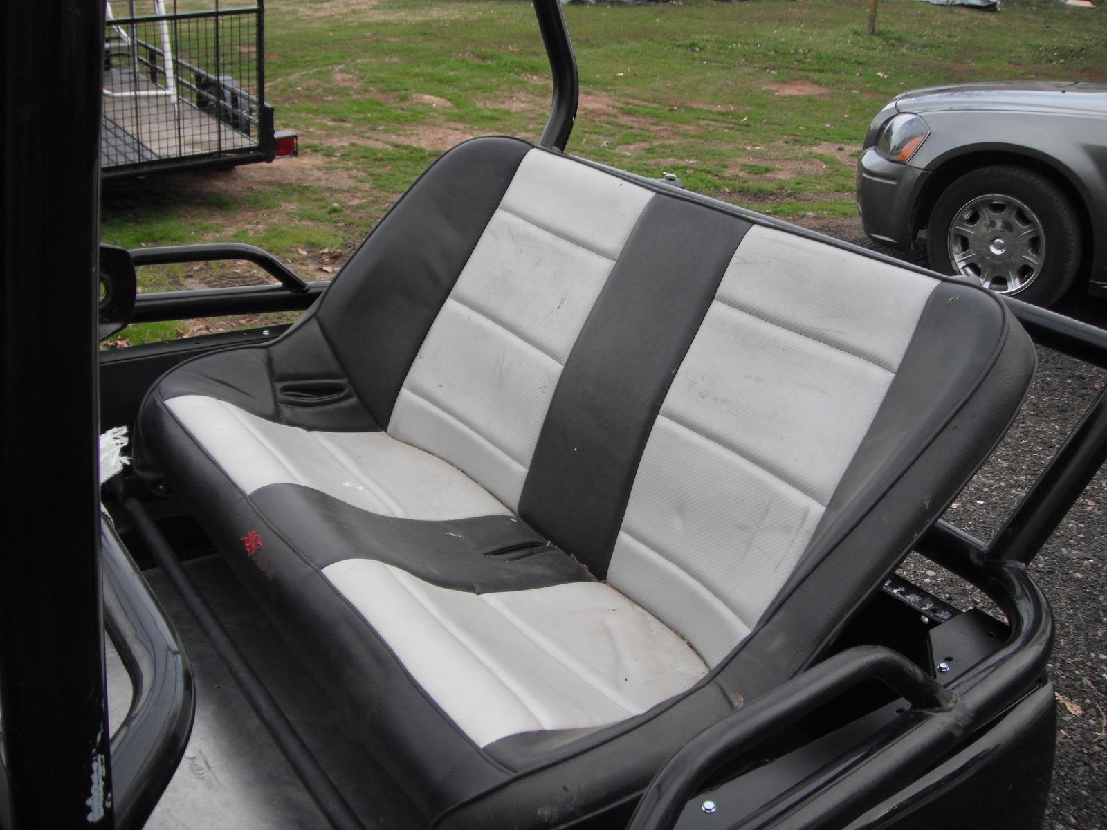 Parts 4 Seat Cage Rear Bench Beadlocks Kawasaki