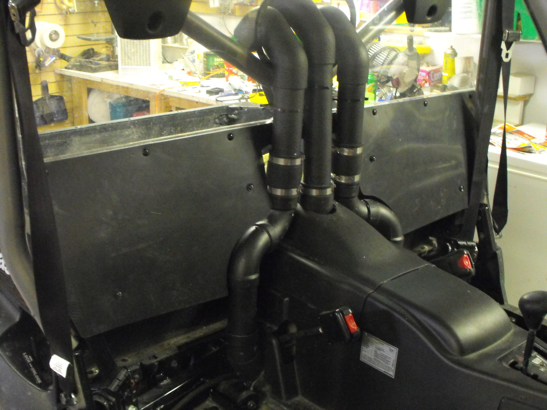 mud industries snorkel install. - kawasaki teryx forums: kawasaki
