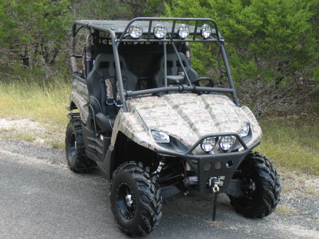 Pictures of Teryx with accessories - Kawasaki Teryx Forums: Kawasaki