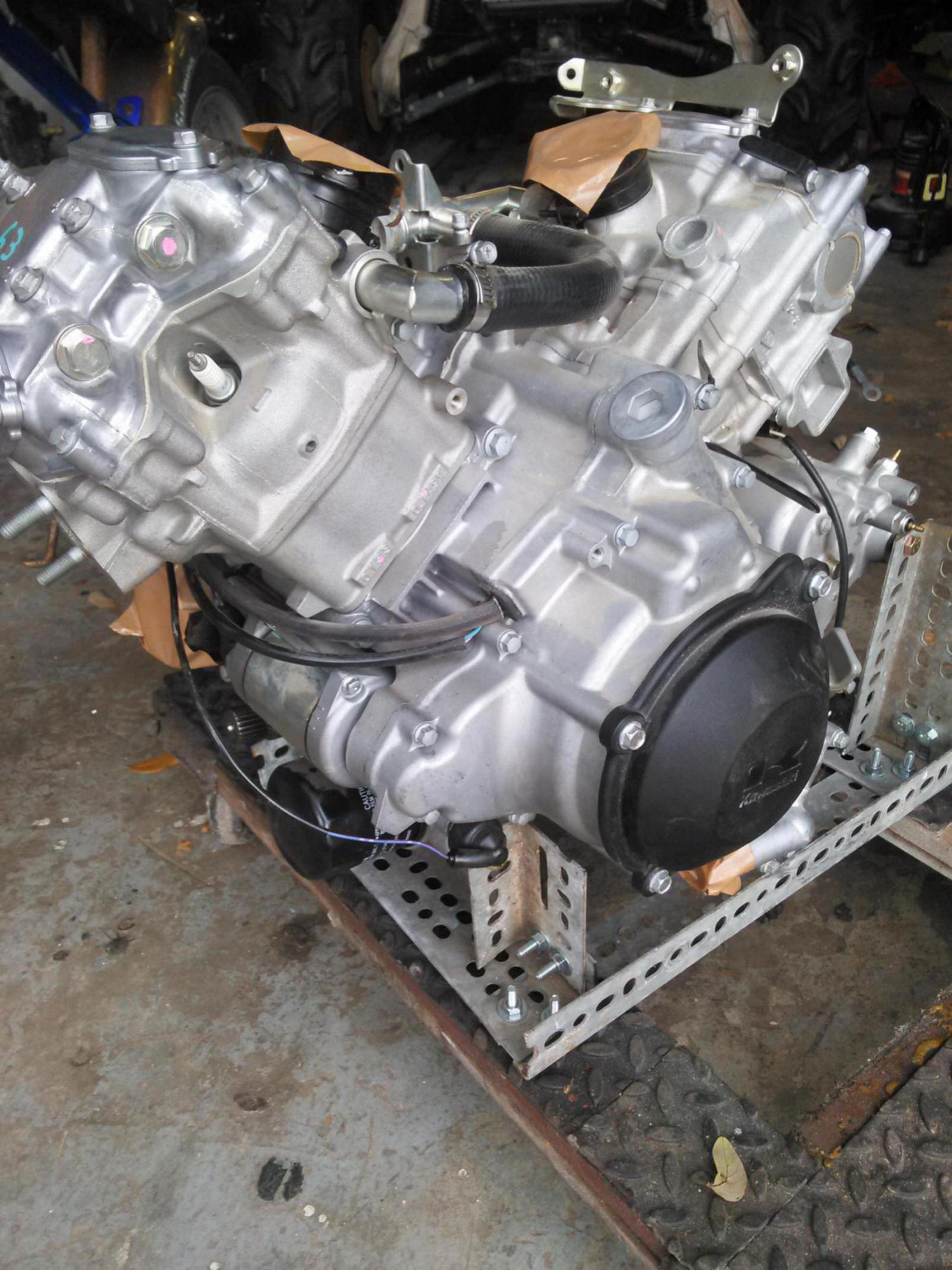 New Kawasaki 750i 4x4 Efi Engine For Sale Kawasaki Teryx