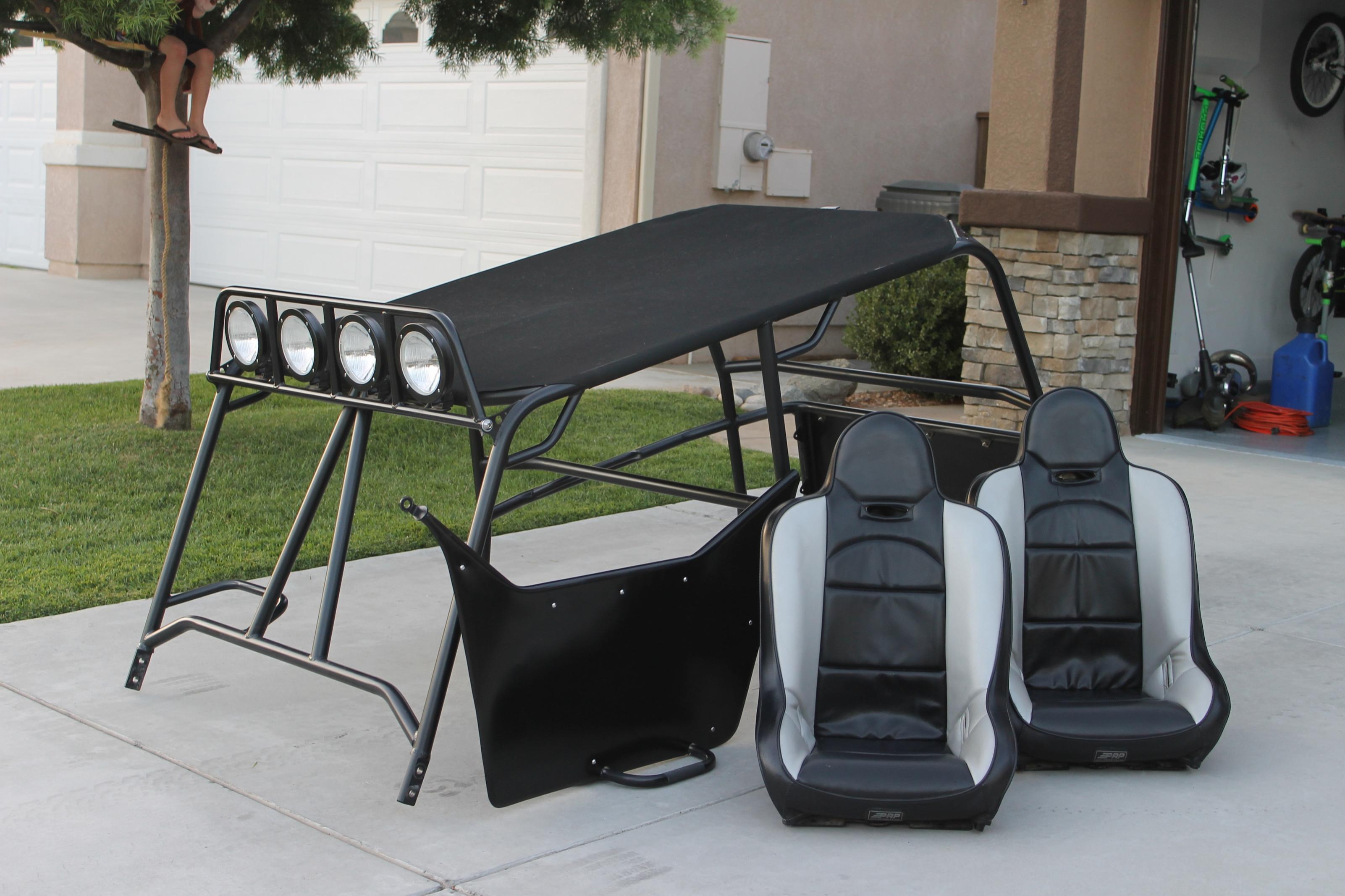 Back Bench Seat Teryx