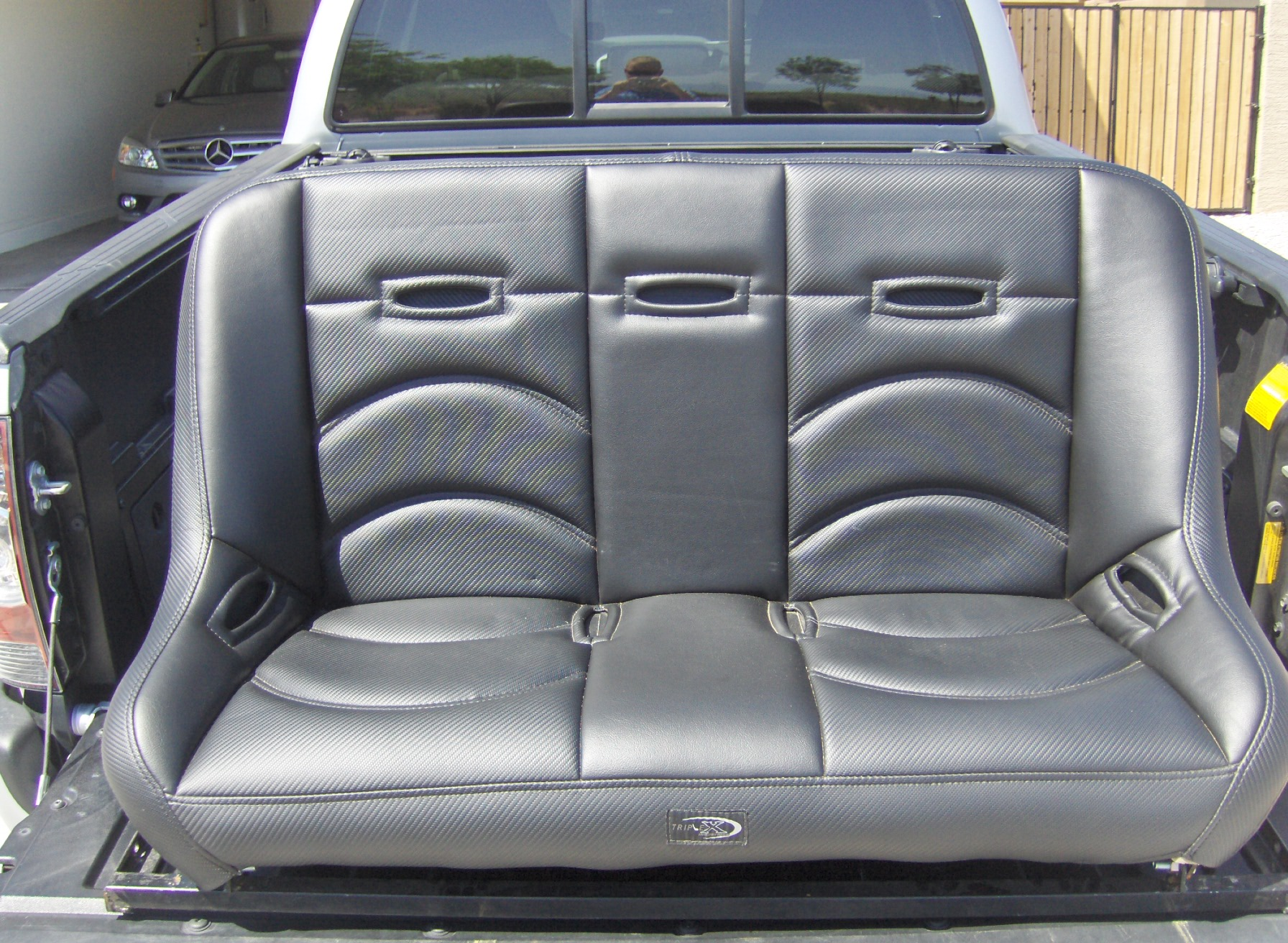 42 Inch Tripple X Rear Suspension Seat Kawasaki Teryx