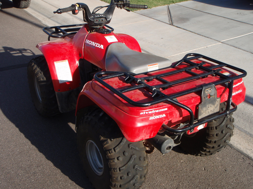 1994 Honda Trx200d Fourtrax